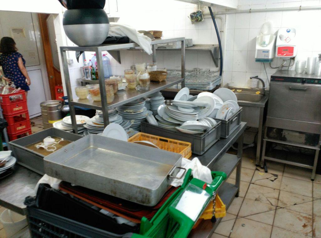 La 39 pesadilla 39 de chicote est en la cocina del club for Implementos para cocina