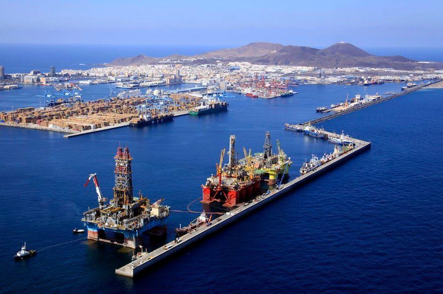 Ralons logra los concursos de limpieza de justicia y puertos de las palmas - Port of las palmas gran canaria ...