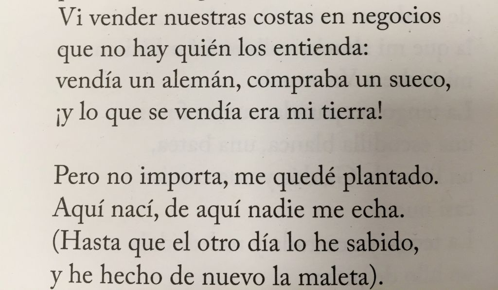 La Maleta De Pedro Lezcano Sigue Siendo El Grito De
