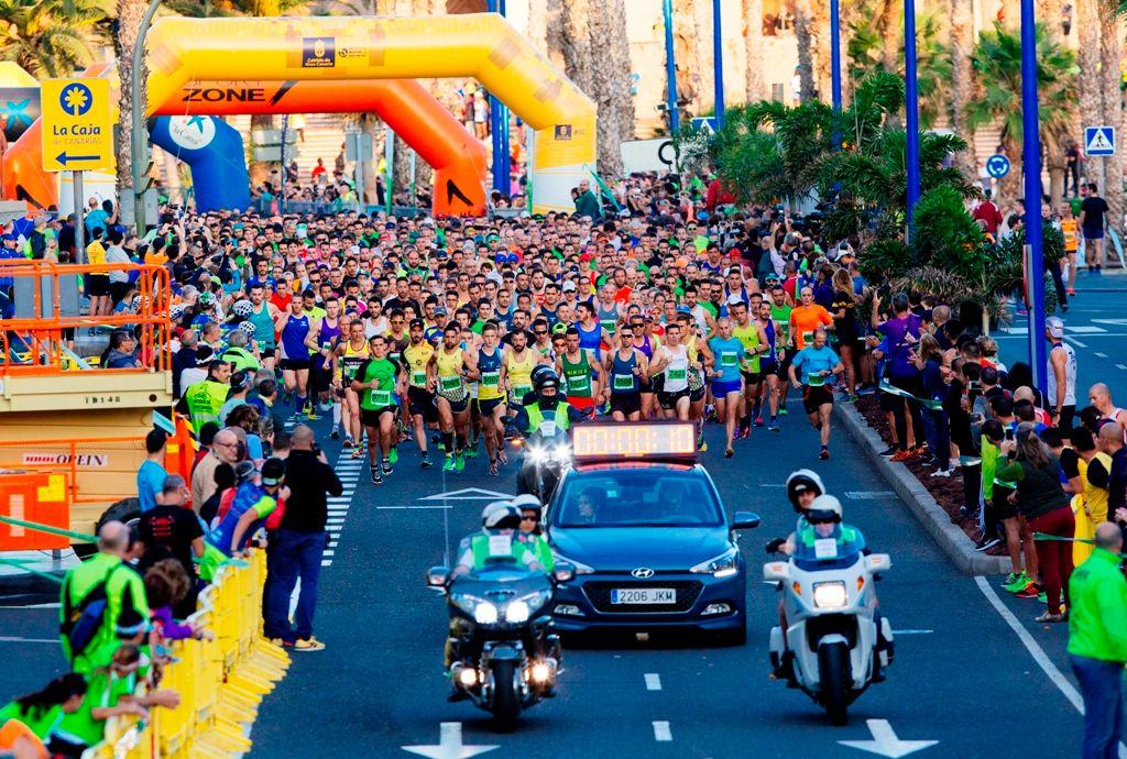 Kimani defendará su récord en la GC Maratón 2017 | CanariasEnHora.com