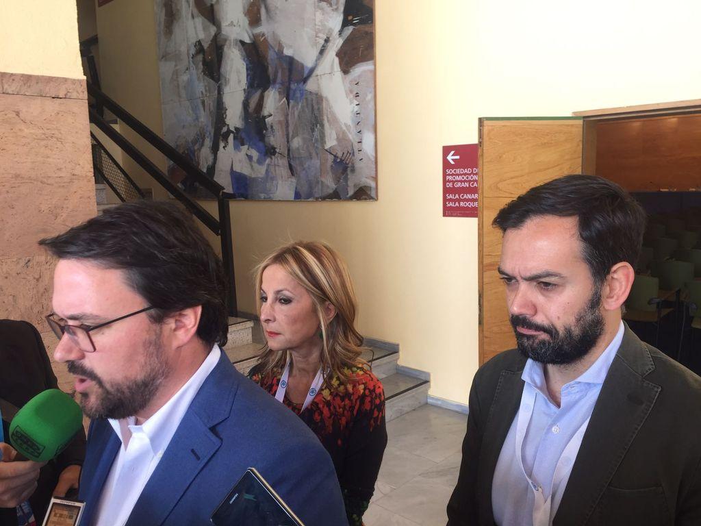 Resultado de imagen de coordinador general del PP de Canarias, Lope Afonso