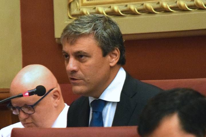 Resultado de imagen de Carlos Garcinuño (PP)