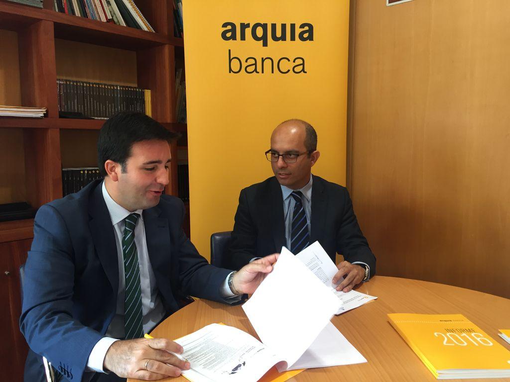 Arquia apuesta por la formaci n de los j venes empresarios for Convenio oficinas y despachos tenerife