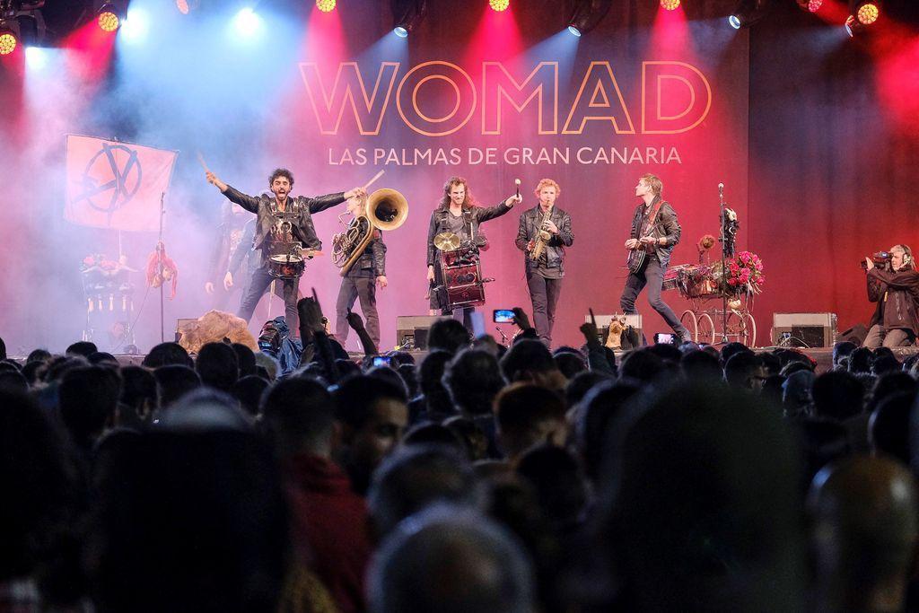 Imagen de un concierto de una edición anterior del Womad.
